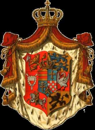 Grand Duchy of Oldenburg - Image: Wappen Deutsches Reich Grossherzogtum Oldenburg