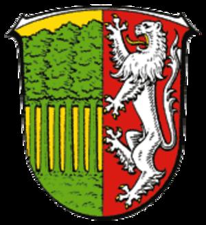 Flörsbachtal - Image: Wappen Floersbachtal