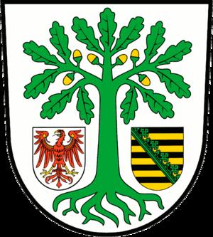 Niemegk - Image: Wappen Stadt Niemegk
