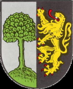 Erlenbach bei Kandel - Image: Wappen von Erlenbach bei Kandel