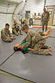 Warhawks dig talons into combatives 140717-A-XP915-003.jpg