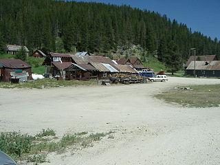 Warren, Idaho Unincorporated settlement in Idaho, United States