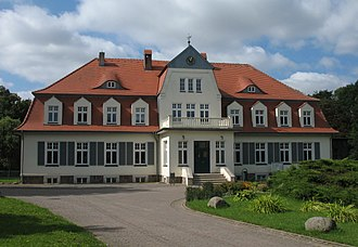 Behren-Lübchin - Manor in Wasdow
