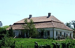 Wass Castle in Taga, Cluj County.JPG