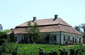 Țaga - Image: Wass Castle in Taga, Cluj County
