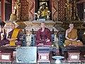 Wat Phra Sing - Ubosot - Wax statues south - P1140272.jpg