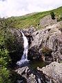 Waterfall Greenburn Beck - geograph.org.uk - 213375.jpg