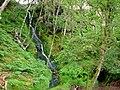 Waterfall near Dduallt - geograph.org.uk - 610776.jpg