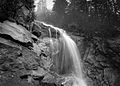 Waterfall near Skagway, Alaska (10686157634).jpg