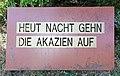 Weg in Loosdorf 356 Tafel 05 in A-2133 Loosdorf.jpg