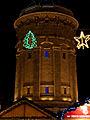 Weihnachtsmarkt am Mannheimer Wasserturm 2009 05.jpg