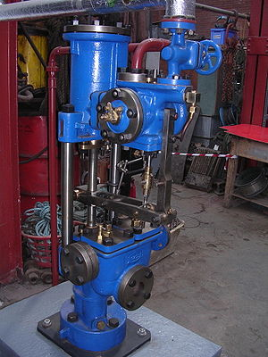 Boiler water - Boiler feed water pump