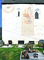 Weitensfeld Zweinitz Pfarrkirche heiliger Egydius Sonnenuhr und Christophorus 25102012 189.jpg
