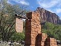 Welcome to Zion National Park, Utah (8096066687).jpg