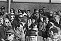 Wereldkampioenschappen schaatsen in Heerenveen Claus en Beatrix op tribune, voo, Bestanddeelnr 928-4385.jpg