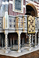 Westminster Cathedral pulpit 001.jpg