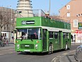 Weston-super-Mare Regent Street - Bristol 8622 (LEU263P) last departure.JPG
