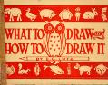 What to draw and How to draw it by E. G. Lutz.djvu