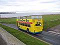 Whitby Town Tour bus (UWV 623S), 28 October 2007.jpg