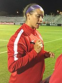 Whitney Church Washington Spirit post-match 2017-09-23.jpg