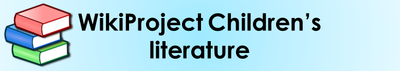 WikiProject Children's literature banner.png