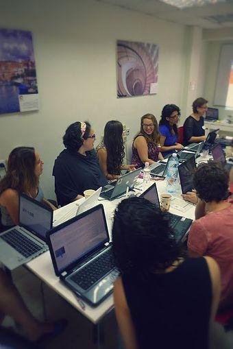 Wiki Women Editors Project - Opening Meeting (17)