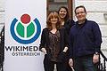 Wikimedia Austria staff - March 2015.jpg