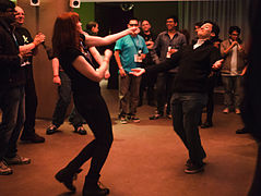 Wikimedia Conference 2015 - May 16 - Party at HomeBase Lounge - 21.jpg