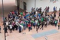 Wikimedia Hackathon Vienna 2017-05-20 group photo 04.jpg