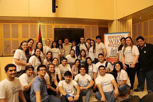 Wikimisiones embajadores wikipedistas 2015.jpg
