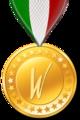 Wikiquote medaglia oro.png