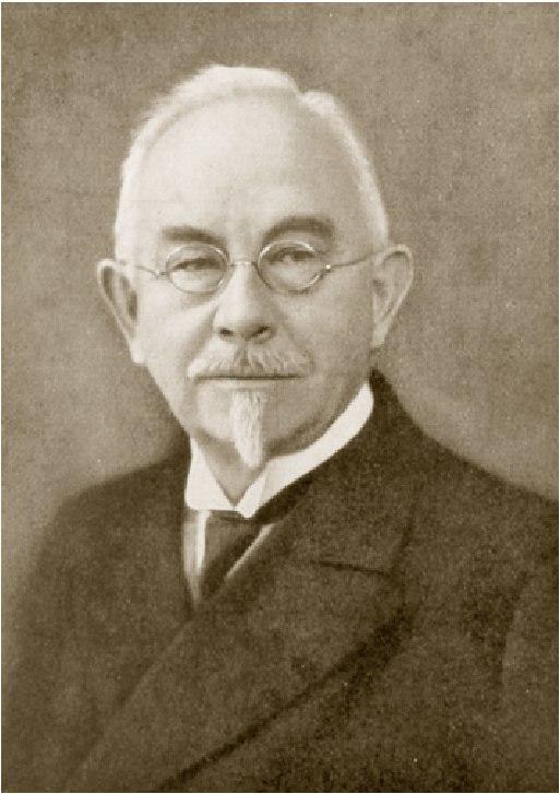 Wilhelm Johannsen 1857-1927