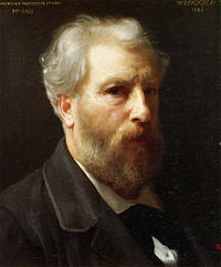 William-Adolphe Bouguereau (1825-1905) - Self-Portrait Presented To M. Sage (1886).jpg