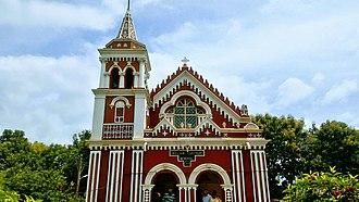 Gubbi - William Arthur Church