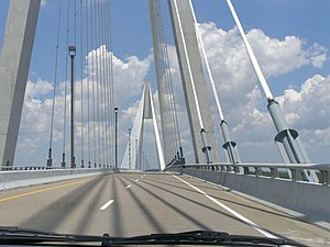 U.S. Route 231 in Indiana - Image: William H. Natcher Bridge Drivethru P6230270