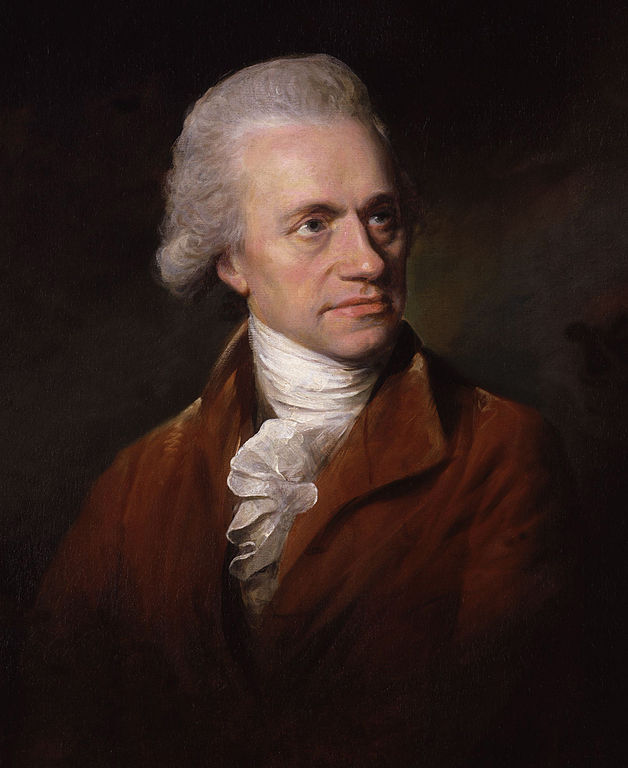 William Herschel penemu Mimas, satelit Saturnus