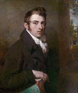 William Hilton British artist, 1786-1839