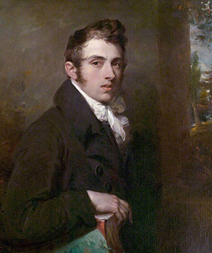William Hilton - Self-portrait