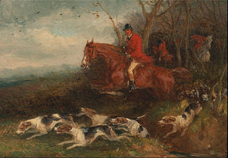 Foxhunting: Breaking Cover