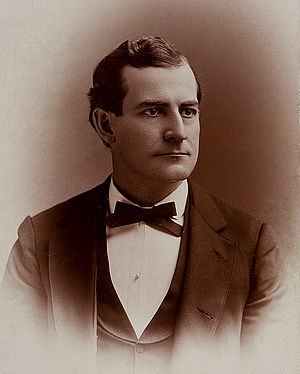 William Jennings Bryan - A young Bryan