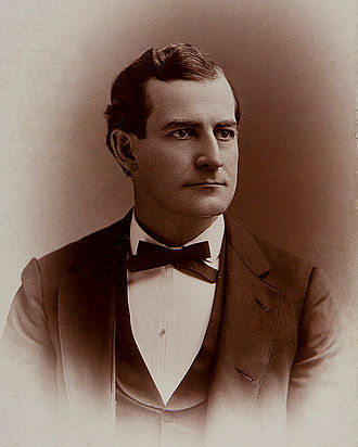 1896 United States presidential election in South Carolina - Image: William Jennings Bryan 2