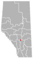 Wimborne, Alberta Location.png