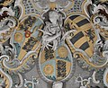 Wolfegg Pfarrkirche Chorbogen Wappen detail.jpg