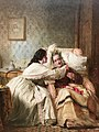 Woman's Mission, Comfort of Old Age, by George Elgar Hicks.jpg