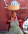 Woman Bearing Load - Quetzaltenango (Xela) - Guatemala (15776795287).jpg