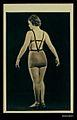 Woman modelling Peter O'Sullivan designed swimwear (31188763185).jpg