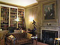 Woodrow Wilson House. The Study inside the Woodrow Wilson House, Washington, D.C.jpg