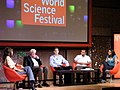World Science Festival Lederman Panel.jpg