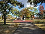 World War II Veterans Memorial State Park in Woonsocket, RI.jpg