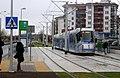 Wrocław, 2011 - 2012 - Budowa linii tramwajowej na Kozanów (odcinek Pilczycka - Gwarecka) - fotopolska.eu (296094).jpg